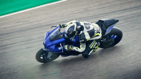 On Track with Yamaha