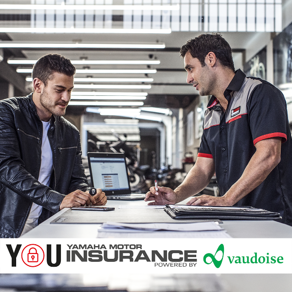 YOU Insurance powered by Vaudoise