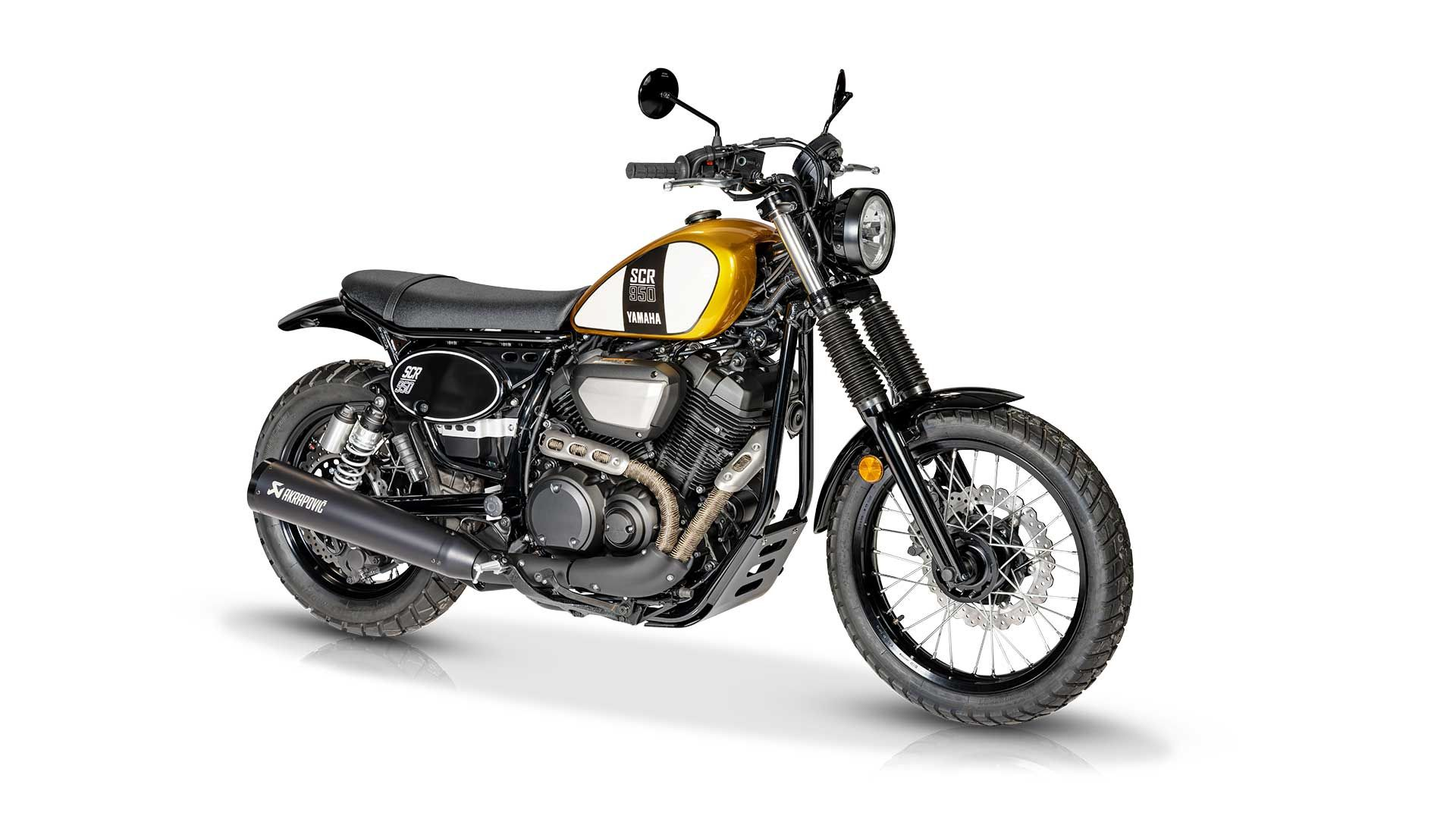 Yamaha SCR950 Gold Edition