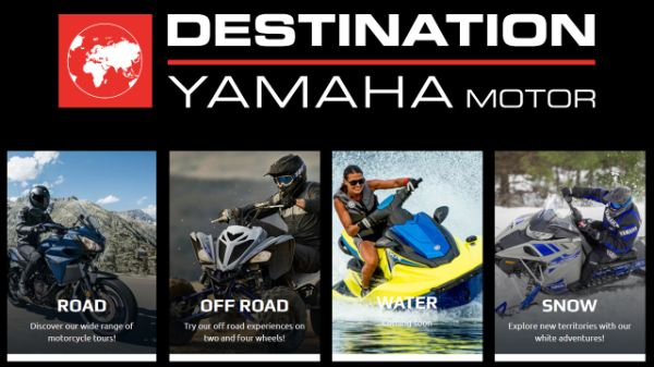 Destination Yamaha Motor
