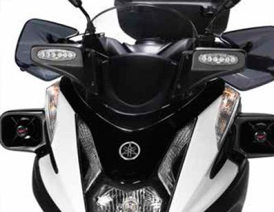 Tricity 125 Police