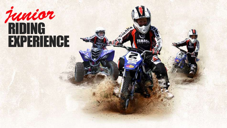 Yamaha Junior Riding Experience