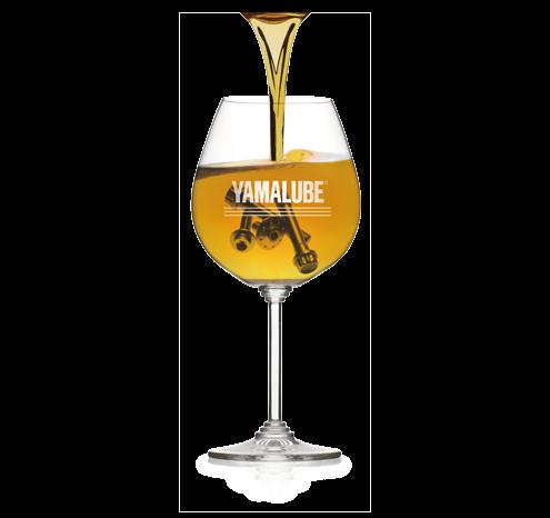 yamalube glass