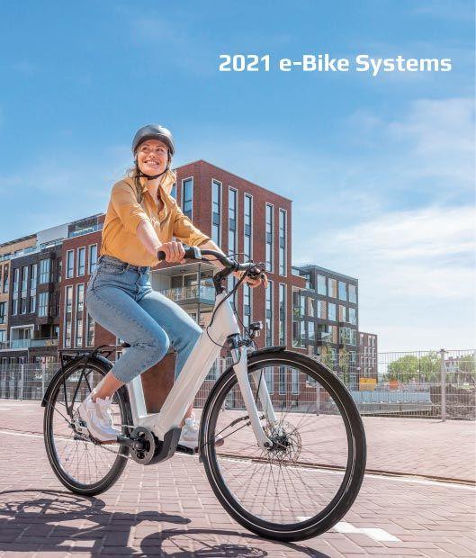 E-bike brochure