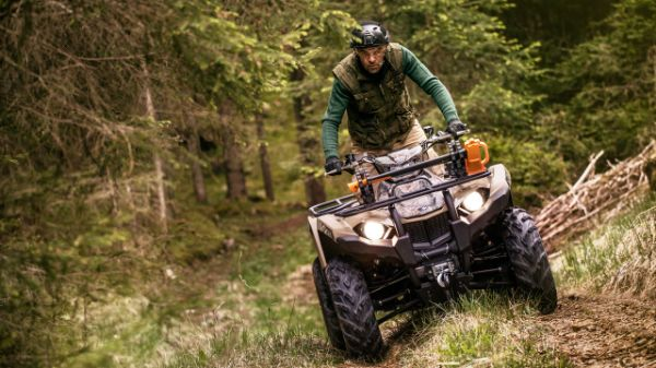 Yamaha All Terrain Tour
