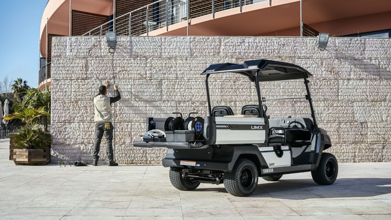 Golf & Operational Vehicles