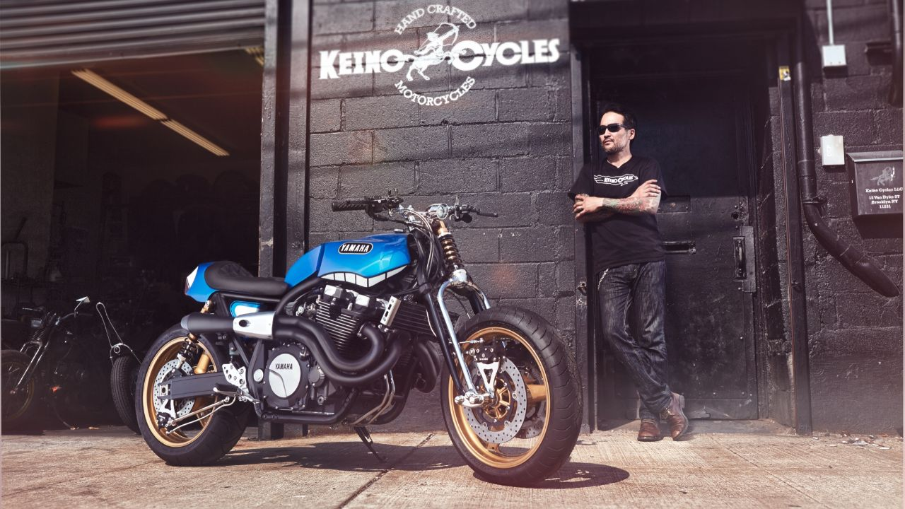 XJR1300 Rhapsody in Blue