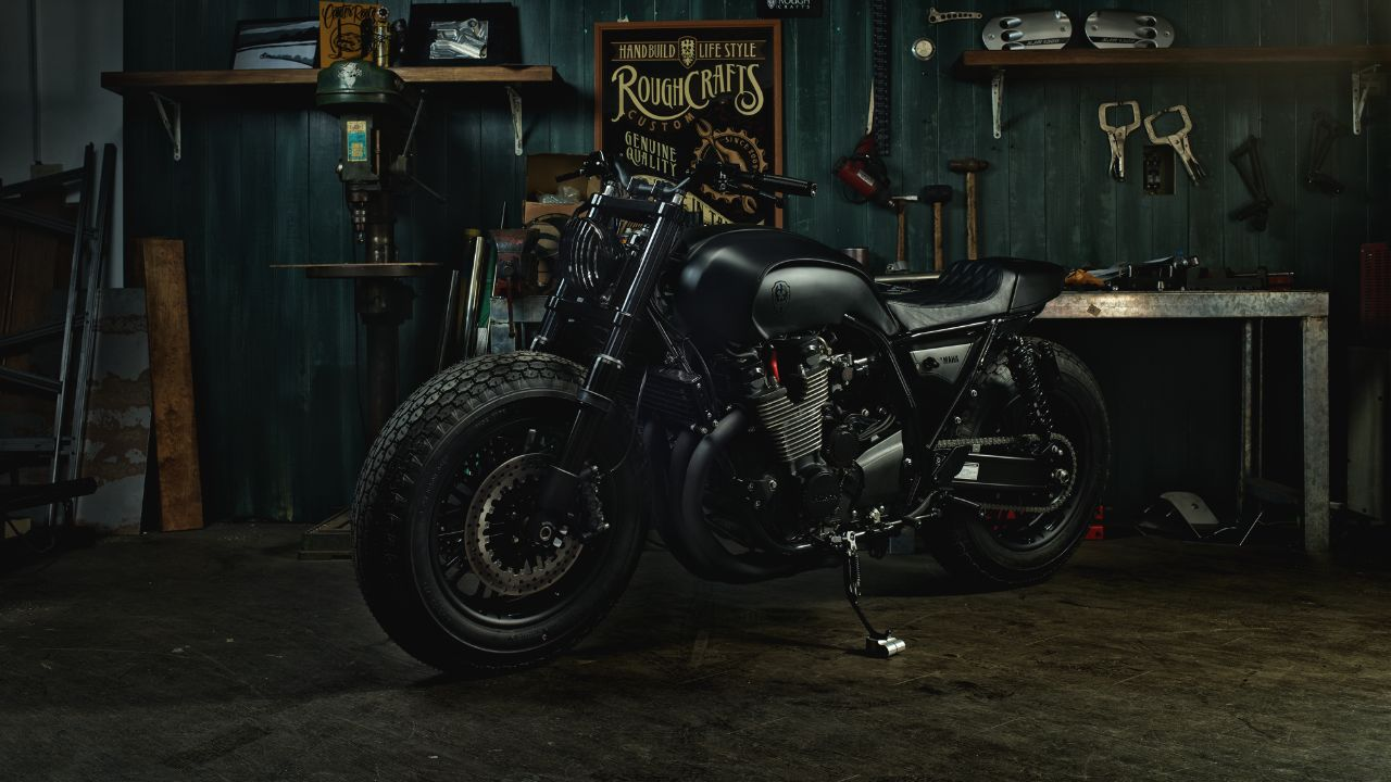 XJR1300 Guerilla Four by Rough Crafts